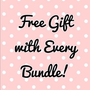 Free Gift with Bundles!